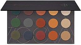 Parfüm, Parfüméria, kozmetikum Szemhéjfesték paletta - Zoeva Matte Spectrum Eyeshadow Palette