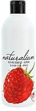 """Parfüm, Parfüméria, kozmetikum Tápláló tusfürdő """"Málna"""" - Naturalium Bath And Shower Gel Raspberry"""