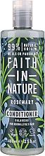 Parfüm, Parfüméria, kozmetikum Hajkondicionáló kozmaringgal - Faith in Nature Rosemary Conditioner