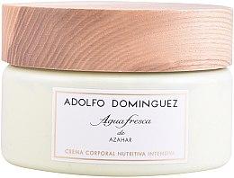Parfüm, Parfüméria, kozmetikum Adolfo Dominguez Agua Fresca de Azahar - Testkrém