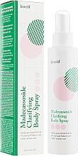 Parfüm, Parfüméria, kozmetikum Tisztító testspray madecassoside - Petitfee&Koelf Madecassoside Clarifying Body Spray