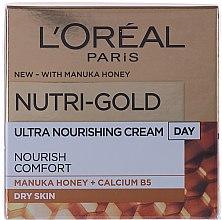 Parfüm, Parfüméria, kozmetikum Nappali hidratáló krém - L'Oreal Paris Nutri Gold Day Cream