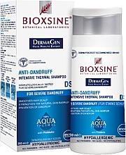 Parfüm, Parfüméria, kozmetikum Intenzív termikus hajsampon - Biota Bioxsine Anti-Dandruff Intensive Thermal Shampoo DermaGen Aqua Thermal