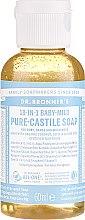 Parfüm, Parfüméria, kozmetikum Folyékony szappan gyerekeknek - Dr. Bronner's 18-in-1 Pure Castile Soap Baby-Mild