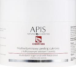 Parfüm, Parfüméria, kozmetikum Multivitaminos cukros peeling - APIS Professional Cheery Kiss