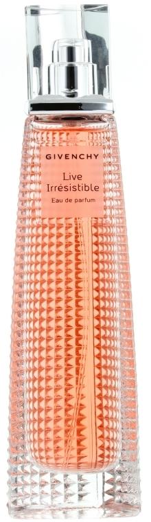 Givenchy Live Irresistible Eau de Parfum - Eau De Parfum (teszter kupakkal)
