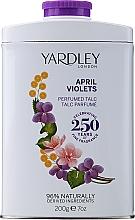 Parfüm, Parfüméria, kozmetikum Yardley April Violets - Illatosított talk