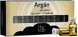 Parfüm, Parfüméria, kozmetikum Argán elixír ampullákban - PostQuam Argan Fragile Hair Elixir