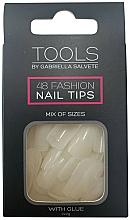 Parfüm, Parfüméria, kozmetikum Műköröm tip - Gabriella Salvete Tools Nail Tips 48