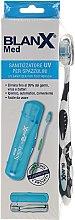 Parfüm, Parfüméria, kozmetikum Készlet - BlanX Med UV (brush/sanitizer/1 + toothbrush/1)