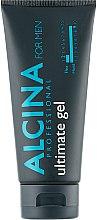 Parfüm, Parfüméria, kozmetikum Hajformázó zselé extra erős fixálás - Alcina For Men Hair Styling Ultimate Gel