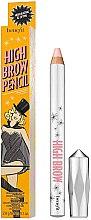 Parfüm, Parfüméria, kozmetikum Highlighter szemöldökceruza - Benefit High Brow a Brow Lifting Pencil