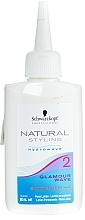 Parfüm, Parfüméria, kozmetikum Dauerfixáló lotion - Schwarzkopf Professional Glamour Wave №2