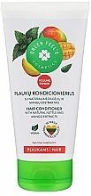 Parfüm, Parfüméria, kozmetikum Kondicionáló mangóval és csalán kivonattal - Green Feel's Hair Conditioner With Natural Nettle & Mango Extracts