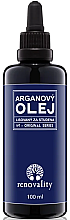 Parfüm, Parfüméria, kozmetikum Argán olaj - Renovality Original Series Argan Oil