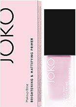 Parfüm, Parfüméria, kozmetikum Alapozó-primer - Joko Brightening & Mattifying Primer