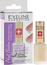 Parfüm, Parfüméria, kozmetikum Gyémántos körömerősítő - Eveline Cosmetics Nail Therapy Professional