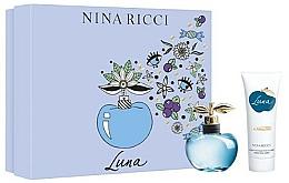 Parfüm, Parfüméria, kozmetikum Nina Ricci Luna - Szett (edt/50ml + b/lot/75ml)