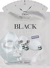 Parfüm, Parfüméria, kozmetikum Hidrogél arcmaszk fekete gyönggyel - Esfolio Hydro-Gel Black Pearl Mask