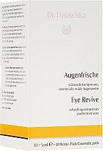 Parfüm, Parfüméria, kozmetikum Kozmetikai szer a szemfáradtság enyhítésére - Dr. Hauschka Augenfrische Augenserum