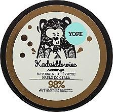 """Parfüm, Parfüméria, kozmetikum Testápoló olaj """"Fenyőtömjén"""" - Yope Olibanum & Rosemary Body Butter"""