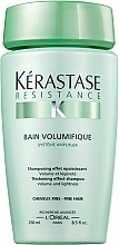 Parfüm, Parfüméria, kozmetikum Sampon vékony szálú hajra - Kerastase Resistance Bain Volumifique Shampoo For Fine Hair