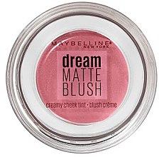Parfüm, Parfüméria, kozmetikum Krémes pirosító - Maybelline Dream Matte Blush