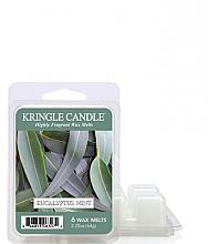 Parfüm, Parfüméria, kozmetikum Illatosított viasz - Kringle Candle Eucalyptus Mint Wax Melt
