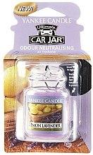"Parfüm, Parfüméria, kozmetikum Illatosító ""Citrom levendulával"" - Yankee Candle Lemon Lavender Jar Ultimate"