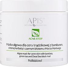 Parfüm, Parfüméria, kozmetikum Arcmaszk - APIS Professional Algae Mask For Acne Skin