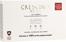 Parfüm, Parfüméria, kozmetikum Átfogó hajhullás elleni és hajnövekedés serkentő kezelés 200 férfiaknak - Crescina Re-Growth HFSC 100% + Crescina Anti-Hair Loss HSSC