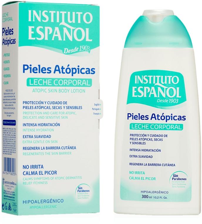 Testápoló tej atópiás bőrre - Instituto Espanol Atopic Skin Body Milk