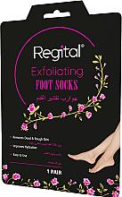 Parfüm, Parfüméria, kozmetikum Hámlasztó zokni hajra - Regital Exfoliating Foot Socks