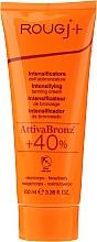 Parfüm, Parfüméria, kozmetikum Krém-aktivátor napozáshoz - Rougj+ Intensifying Tanning Cream