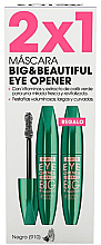Parfüm, Parfüméria, kozmetikum Szett - Astor Big & Beautiful Eye Opener Set (mascara/2x12ml) (910 -Black)