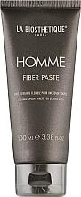 Parfüm, Parfüméria, kozmetikum Szálasz modellező hajpaszta szatén fénnyel - La Biosthetique Homme Fiber Paste