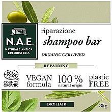 Parfüm, Parfüméria, kozmetikum Szilárd sampon száraz hajra - N.A.E. Repairing Shampoo Bar
