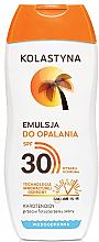 Parfüm, Parfüméria, kozmetikum Napvédő emulzió - Kolastyna Suncare Emulsion SPF 30