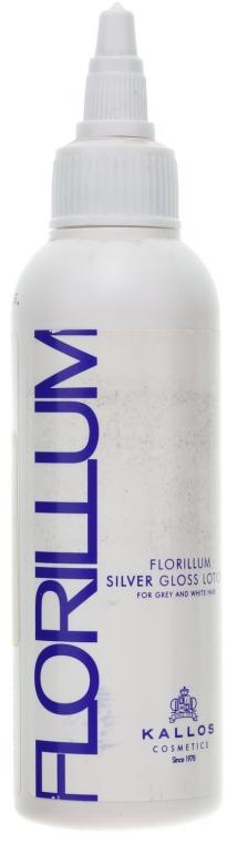 Hajápoló lotion - Kallos Cosmetics Florillum Silver Gloss Lotion