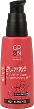 Parfüm, Parfüméria, kozmetikum Nappali arckrém - GRN Rich Elements Grape & Olive Day Cream