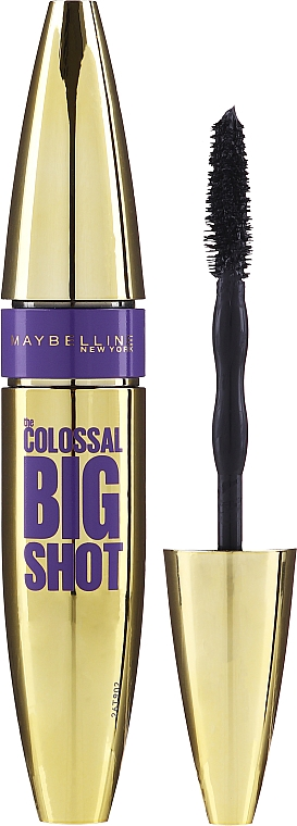 Szempillaspirál - Maybelline The Colossal Big Shot Volum Express Mascara