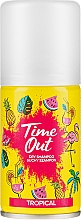 Parfüm, Parfüméria, kozmetikum Száraz sampon - Time Out Dry Shampoo Tropical