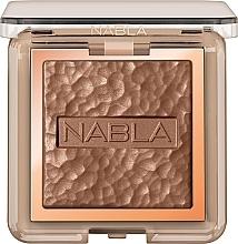 Parfüm, Parfüméria, kozmetikum Bronzosító arcra - Nabla Miami Lights Collection Skin Bronzing