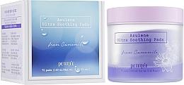 Parfüm, Parfüméria, kozmetikum Nyugtató és tisztító tapasz - Petitfee&Koelf Azulene Ultra Soothing Pads