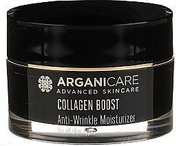Parfüm, Parfüméria, kozmetikum Hidratáló ránctalanító krém - Arganicare Collagen Boost Advanced Anti-Wrinkle Moisturizer