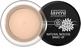 Parfüm, Parfüméria, kozmetikum Alapozó hab - Lavera Natural Mousse Make Up Cream Foundation