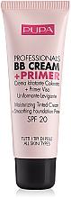 Parfüm, Parfüméria, kozmetikum Alapozó krém - Pupa Professionals bb Cream + Primer Tone-Cream