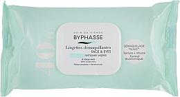 Parfüm, Parfüméria, kozmetikum Sminkeltávolító törlőkendő, 40 db - Byphasse Make-up Remover Aloe Vera Sensitive Skin Wipes