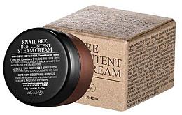 Parfüm, Parfüméria, kozmetikum Csiga mucin krém méhméreggel - Benton Snail Bee High Content Steam Cream (mini)
