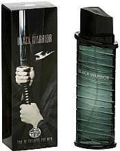 Parfüm, Parfüméria, kozmetikum Real Time Black Warrior - Eau De Toilette